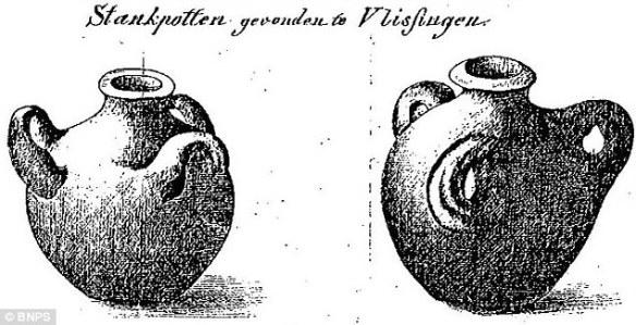 Dutch illustration 17th Century