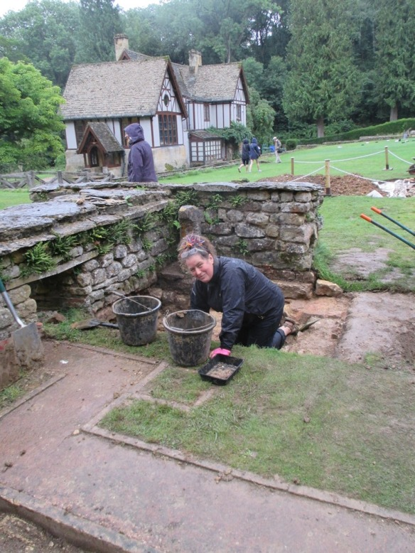 Fay determined to sort out what is happening in Sir Ian Richmond's trench