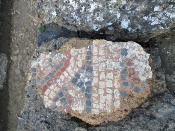 A lovely large piece of mosaic